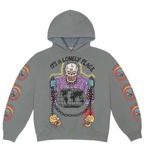 Shirts   Kanye X Xxxtentacion Lonely Place Hoodie   Poshmark